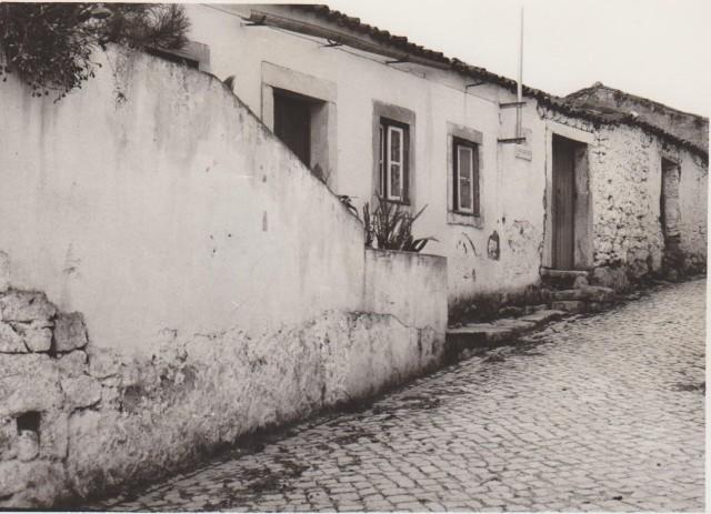 Casa de José Vieira da Rosa onde era preparado o correio para ser distribuído