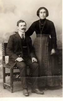 Os pais de Alfredo de Matos