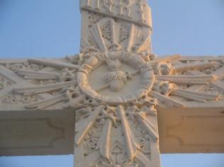 Pormenor do Cruzeiro da Capela de Nossa Senhora da Tojeirinha