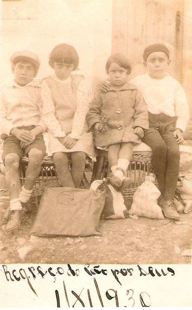 1930 - Regresso do Pão por Deus
