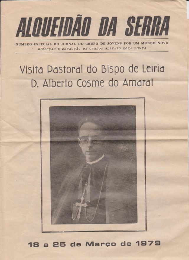 Suplemento do Jornal Mundo Novo