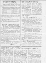 Página 6 do Jornal Mundo Novo - Ano III - Nº 13 Jornal Bimestral Out.Nov,/Dezembro 1981