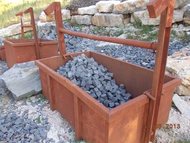 Caixas de Pedra Pedra