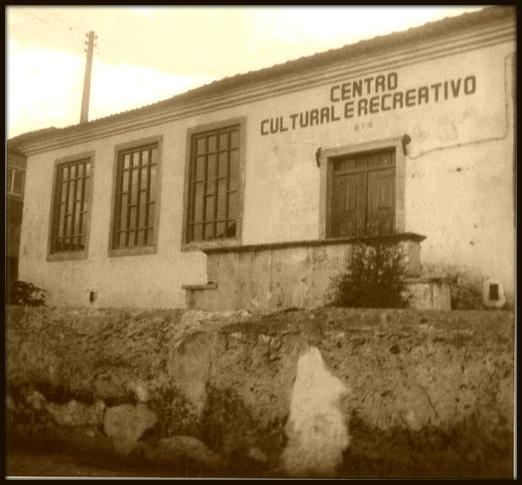 A primeira sede do CCR