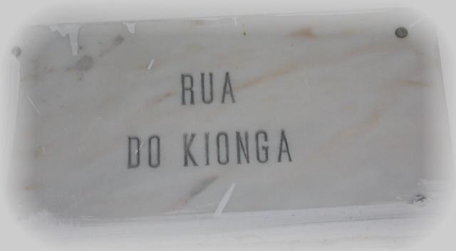 Rua do Quinga