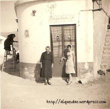 Ficava situado na Rua de Cima. Nos anos 40  era conhecido como A Casa da Sociedade.