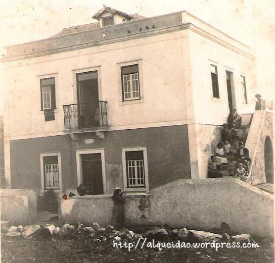 Casa onde viveu o Fiscal Costa e Francisco Gabriel