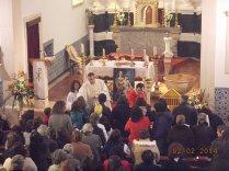 Dia 2 de Fevereiro - Nossa Senhora das Candeias