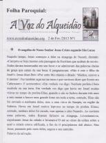 Folha Paroquial