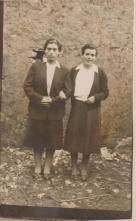 Ermelinda Mãe da Ermelinda e Lurdes Barradas 8,5x13,5