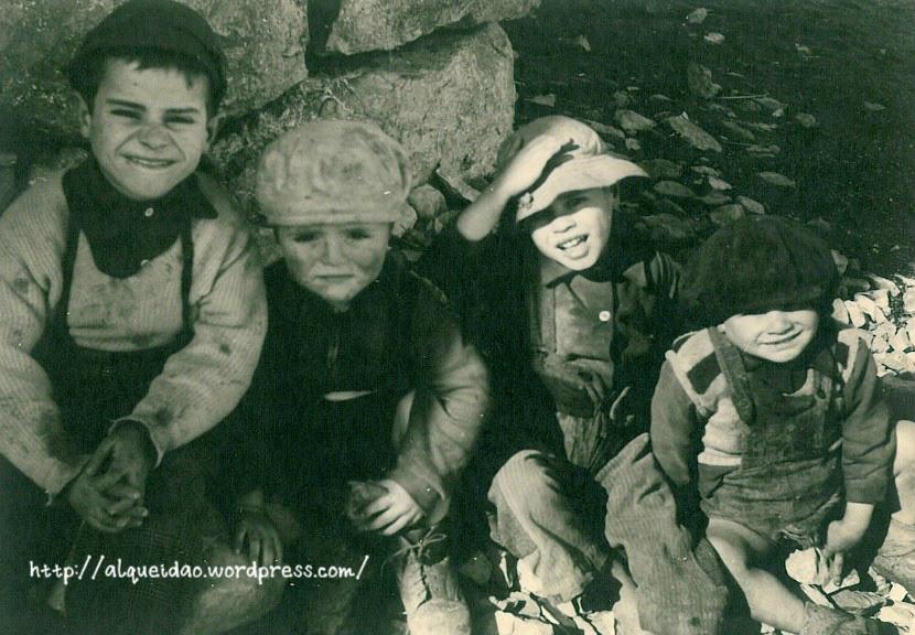 Crianças(década de 50)