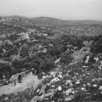 Visita da Imagem da Capelinha 1951