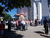 Festa Bouceiros 2013 Procissão