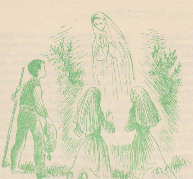 Nossa Senhora e Pastorinhos
