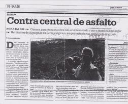 Jornal de Noticias 5 de Outubro de 2003