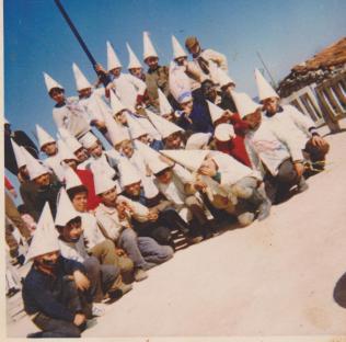 Meninos da 4ª Classe - Alqueidão 1973