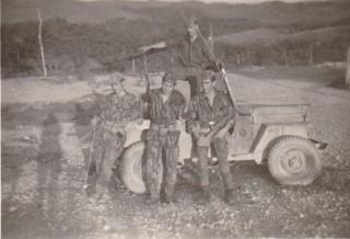 6 Foto 6x9 Guerra Colonial