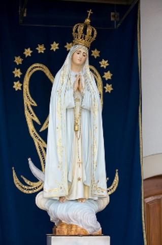 nossa senhora da Capelinha