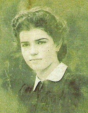 Etelvina - Neta de José Vieira Amado