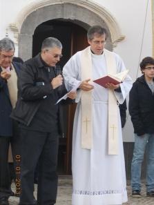 Padre Manuel Pedro e Fernando Sarmento
