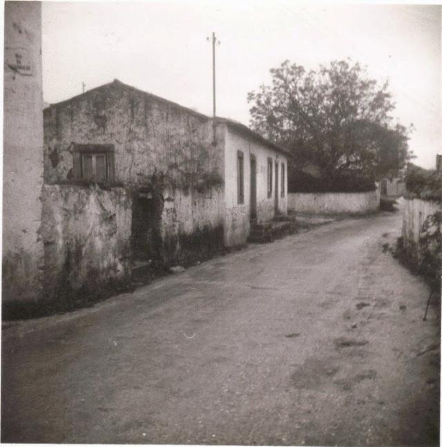 Rua da escola velha