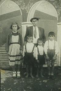 Major e filhos