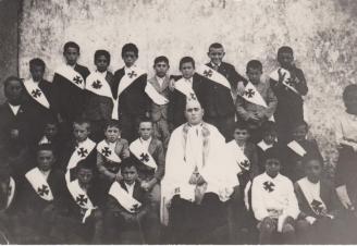 Cruzada Eucaristica meninos