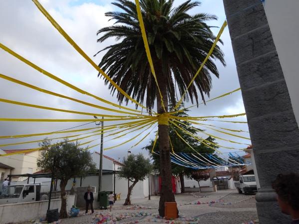 Preparativos Festa 2015