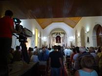 Missa de Acão de Graças pelos 400 anos de Freguesia em direto para a TVI