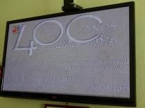 400 anos da criação da freguesia