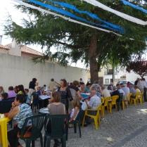 Almoço Convivio no Adro