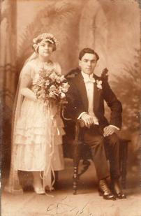 Paulo Amado e Mary Morris