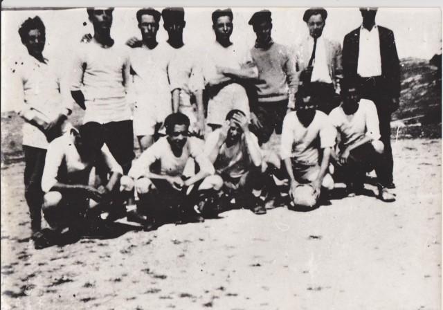 Campo da Chã Alqueidão 7 - Alcanadas 1 em 1951