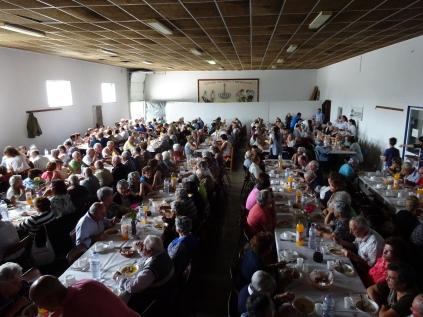 Almoço dos Idosos CCR 2015