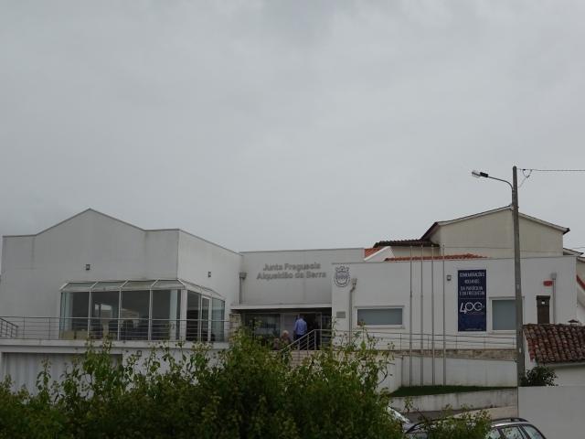 Edificio Sede da Junta de Freguesia