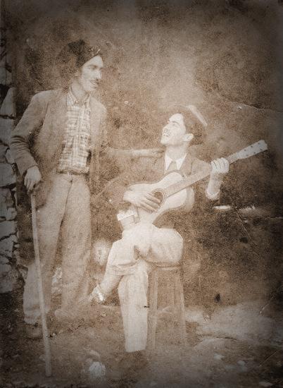 João Bispo e Abel