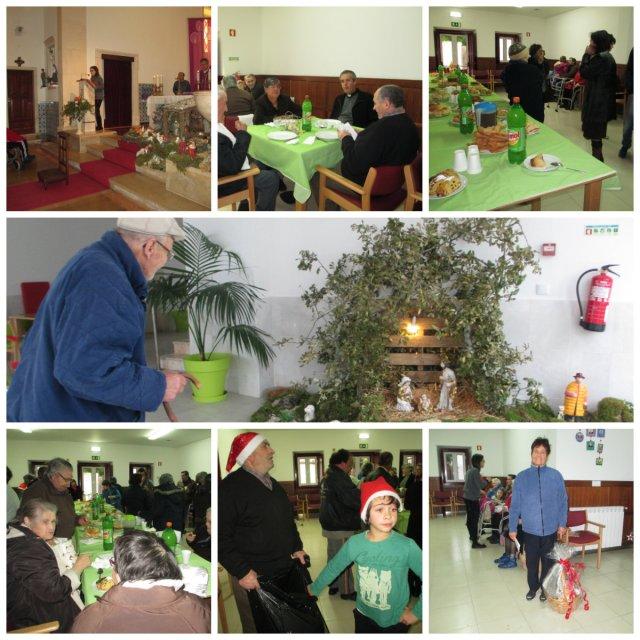 Festa de Natal do Centro de Dia