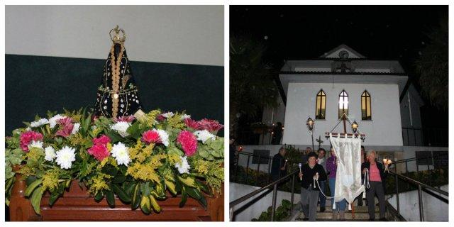 Festa de Nossa Senhora Aparecida no Casal Duro