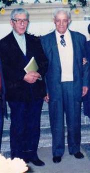 Com o Padre Manuel Ferreira