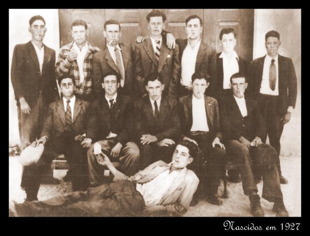 Nascidos em 1927
