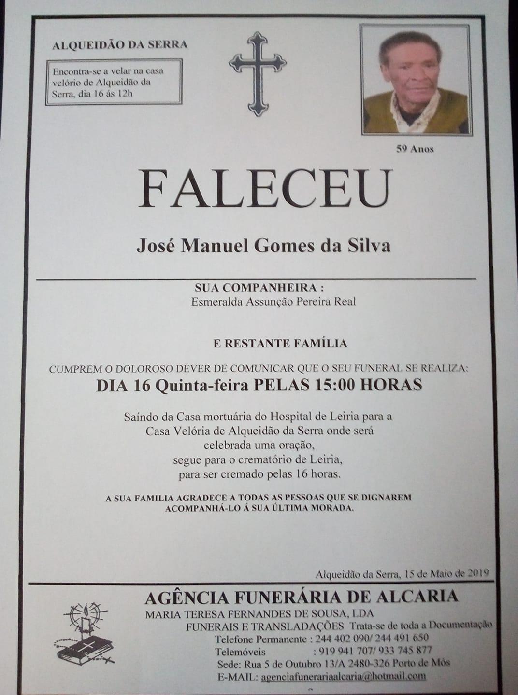 11 José Manuel Gomes da Silva