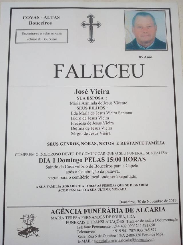 12 José Vieira dos Bouceiros