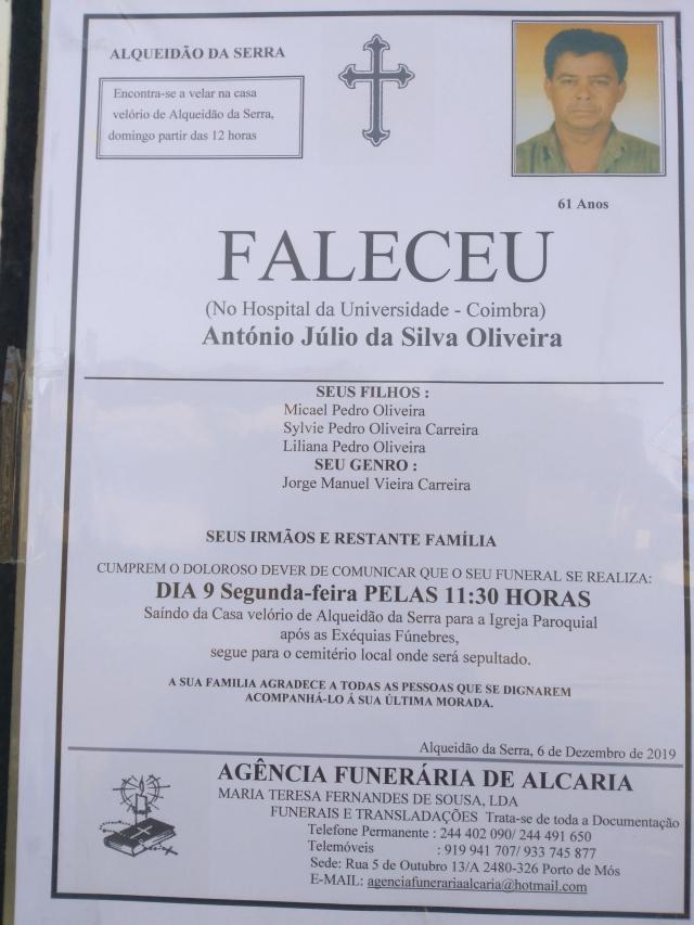 2 António Julio da Silva Oliveira