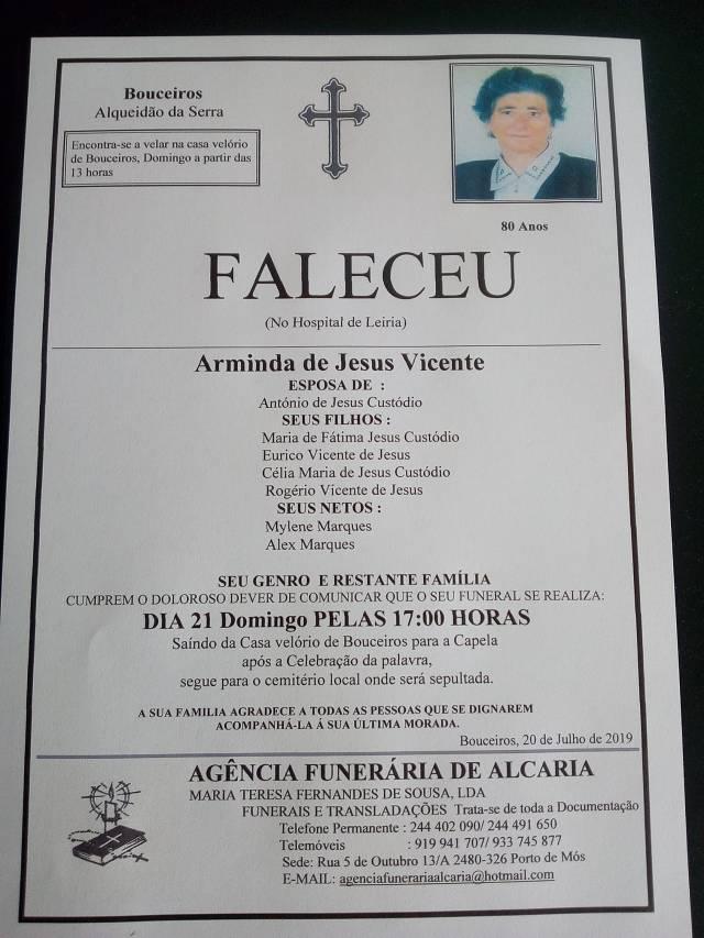 3 Arminda de Jesus Vicente