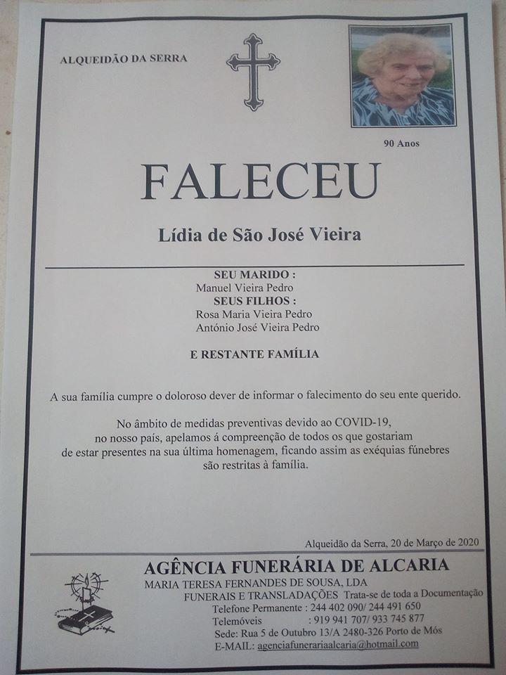 Lidia de São José Vieira