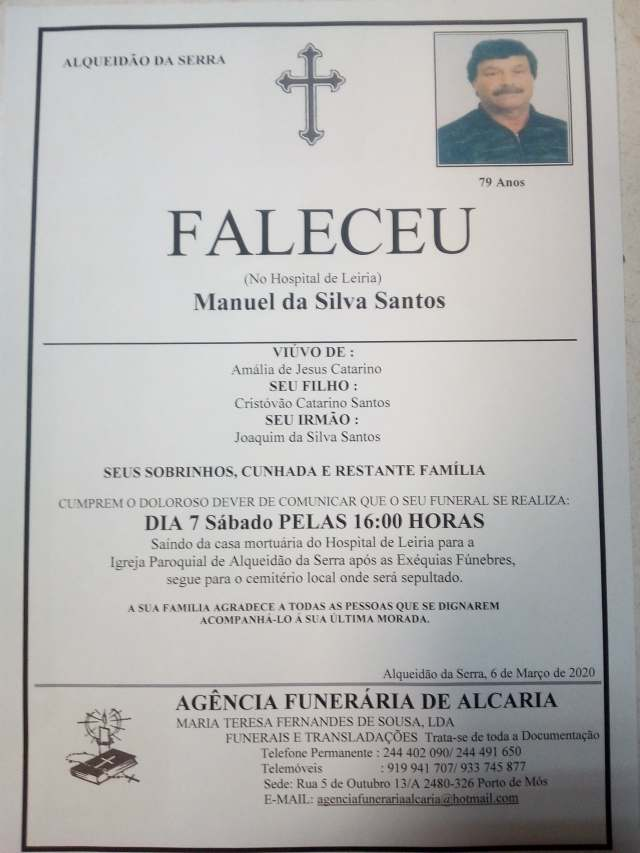 Manuel da Silva Santos